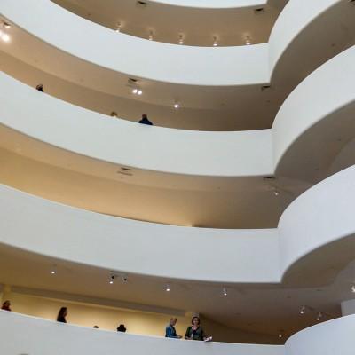 The Guggenheim, Rotonda