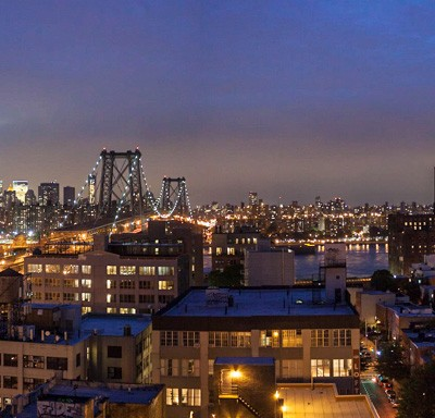 Twilight, Manhattan Skyline