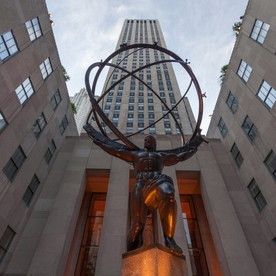The Rockefeller Building